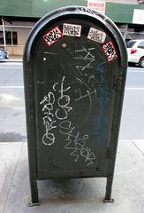 GESHU MELS SHEAR (rhem rhem) Tags: nyc mailbox mels shear geshu