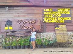 Woman-In-Digital-Dahilayan-Forest-Park-Bukidnon-020 (livingMarjorney) Tags: travels touristspot mindanao bukidnon dahilayanforestpark livingmarjorney womanindigital