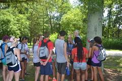 DSC_0180 (CAFNR) Tags: lifesciencesquest prairieforkconservationarea students forestry