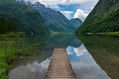 DSC_3806 (svetlana.koshchy) Tags: germany berchtesgadener land berchtesgaden landscape bavaria bayern alps alpen deutschland clouds reflection mountain knigssee outdoor
