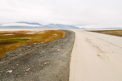 Arctic Tundra V (danielfoster437) Tags: adventure arctic arcticcircle arcticsummer arctictundra extremeterrain landscape mountain nature outdoors spitsbergen summer svalbard svalbardsummer terrain tundra wilderness
