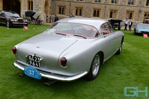 Ferrari 250 GT Europa Pinin Farina Speciale 1955