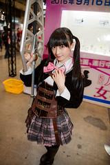 A-ZONE -Wonder Festival 2016 [Summer] (Makuhari, Chiba, Japan) (t-mizo) Tags: sigma2435mmf2dghsmart sigma sigma2435f2 sigma24352 sigma2435mm sigma2435mmf2 sigma2435mmf2dg sigma2435mmf2dgart sigma2435mmf2art art  chiba makuhari   mihama  makuharimesse   event  wonderfestival  wf wf2016 wf2016summer  figure  figures  japan wf2016 wf2016s person  portrait women woman girl girls people   campaigngirl showgirl  companion cosplay   cosplayer  azone  canon canon5d canon5d3 5dmarkiiii 5dmark3 eos5dmarkiii eos5dmark3 eos5d3 5d3 lr lr6 lightroom6 lightroom lrcc lightroomcc