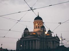 Helsinki (Mirko Leskinen) Tags: tuomiokirkko helsinki visithelsinki myhelsinki vsco vscofilm canon eos 7d 1635 28l