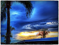 2016-08-27_P8270004_5_6_tonpaintmin_Sunset Clouds,Clearwater,Fl (robertlesterphotography) Tags: 12x4028 aroundthehouse aug272016 clearwaterfl clouds hdr m1 sunsetclouds