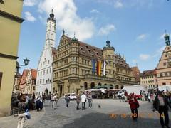 Rothenburg Cityhall (ARSW) Tags: rathaus cityhall rothenburgobdertauber