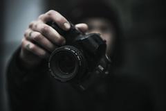 The Shot. (juriskokins) Tags: urban dark moody darkart fineart explore grunge grungy canon nikon nikonphotography d610 fullframe 85mm f18 bokeh focus sharpness details contrast punchy camera 50mm 5dmarkii lens