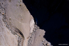 High summer (Daniel Moreira) Tags: gavarnie cirque waterfall cascata mountains montanhas trees rvores people pessoas hike caminhada snow neve sky cu france frana pirineos pyrenees pyrnes pirineus ice gelo cascade drone dji phantom phantom4 aerial photography fotografia area