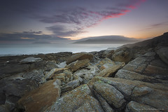 Amanece...... (PITUSA 2) Tags: amanecer piedras costa galicia malpica portobarizo mar oceano elsabustomagdalena pitusa2 paisaje naturaleza fotografa canon 6d