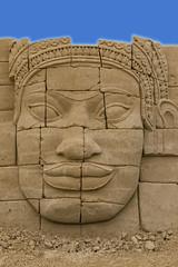 Sandskulpturen Festival 2016 - Reise rund um die Welt (astroaxel) Tags: usedom sandskulpturen festival 2016 reise rund um die welt sand skulptur kambodscha angkor wat deutschland mecklenburg vorpommern mecklenburgvorpommern