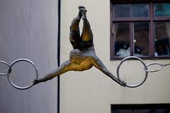 City Art (Hkan Dahlstrm) Tags: 2016 acrobat akrobat art photography skne sweden malm skneln xe2 f64 160sek xc50230mmf4567ois uncropped 409102016125024 gamlastaden se