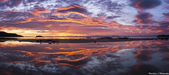 Abel Tasman Sunrise, NZ (.Paul Jones.) Tags: sun sunrise abel tasman abeltasman newzealand coast water sea reflection