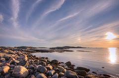 (J Schmetzer) Tags: nature clouds landscape rocks sweden gothenburg shore hdr archipelago hn tonemapped