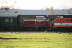 Bentheimer Eisenbahn D12 (Harrys Train photos) Tags: be mak d12 mec grafschaft nordhorn odfjell bentheimer vossloh railbouw pakhoed