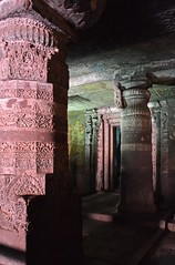 India - Maharashtra - Ajanta Caves - Cave 1 - 69 (asienman) Tags: india rock maharashtra ajantacaves asienmanphotography