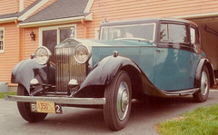 My Uncle Harvey's Rolls Royce (RockN) Tags: classic belmont massachusetts newengland rollsroyce 1934phantom