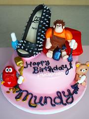 Wreck it Ralph Cake, Siu Lo Bo Cake, Robocon Cake (TheCakingGirl.ca) Tags: birthdaycake foodart creativeminds foodphotography amazingcakes cakeart girlycake creativecakes cakedetails fondantweddingcakes cakeartist cutecakes handmadefigurines gumpastefigurines fondantfigurines cakeblog cakephotography coolweddingcakes torontocustomcakes customcakestoronto handpaintedcakes coolbirthdaycake creativecakedesigns closeupcakes caketutorials thecakinggirl uniquecakedesigns wreckitralphcake cutefondantcakes coolfondantcakes awesomecakedesigns cutecakeideas cutecakedesigns edibleartworks cutestcakeideas fondantbirthdaycakes awesomefondantcakes bestcakedesigns diycakes pinterestcakes cakeblogger wreckitralphparty incrediblecakedesigns torontocakeartist creativefondantcakedesigns interestingcakeideas personalizedfondantcakes tumblrcakes gumpasterobocon siulobocake siulobotoy siulobofigurine ediblesiulobo edibleroboconfigurine roboconcake siuloboonacake nailpolishthemecake wreckitralphfigurine fondantwreckitralph gumpastewreckitralph wreckitralphmoviecake wreckitralphthemecake cutewreckitralphcake pinkwreckitralphcake cutepinkcakeforgirls girlthemecake nailpolishonacake ediblenailpolishcake pradaclutchcake spillednailpolishcake ediblewreckitralphfigurine wreckitralphonacake