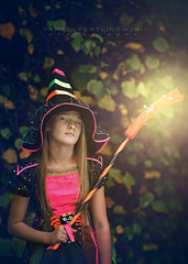 Happy Halloween (photobypawelp) Tags: portrait people eye halloween beauty face fashion female children photography model moody magic ps explore edit portaiture polishphotographer photobypawelp pawelpentlinowski