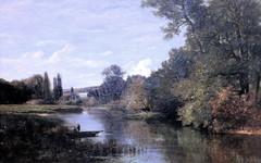IMG_1688 Louis Augustin Auguin.  1824-1903. (jean louis mazieres) Tags: france museum painting musée peinture museo cognac peintres louisaugusteauguin
