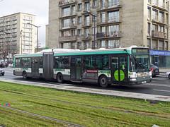 Renault Agora L - RATP 4534 (Pi Eye) Tags: paris bus renault autobus iledefrance agora ratp rvi irisbus stif gelenk agoral articul