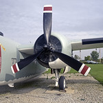 Grisson Air Museum 09-20-2014 - C-1A Trader 3 - Prop and Engine Nacelle thumbnail