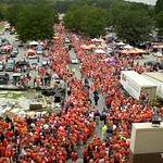 Clemson vs. Virginia - 2008 - Tiger Walk Photos