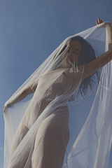 Nieves 7 (Mara Bermejo) Tags: portrait woman nature beauty nude