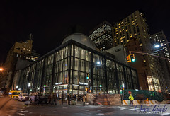 Fulton Street Station (CiclismoNY) Tags: nyc newyorkcity station architecture train subway concrete sony fe 1635 fultonstreetstation sonya7r sonyfe1635