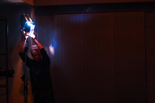 """WORKSHOP: Historie osvětlování a světelného designu, vývoj divadelního prostoru / Barokní divadlo v Českém Krumlově / Závěrečná práce studentů • <a style=""""font-size:0.8em;"""" href=""""http://www.flickr.com/photos/83986917@N04/15725666814/"""" target=""""_blank"""">View on Flickr</a>"""