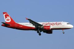 Air Berlin A320-214 D-ABFG BCN 03/07/2010 (jordi757) Tags: barcelona nikon airplanes bcn airbus a320 avions airberlin d300 elprat a320200 lebl dabfg