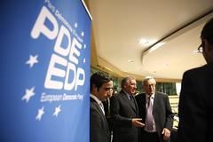 Franois Bayrou & Jean-Claude Juncker (PDE-EDP) Tags: logo fb juncker bayrou