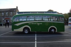 Aire Valley Transport Group Running Day 2014, 00040, JNP590C Albion Nimbus Reading (Yorkshire66) Tags: bus vintage coach october day transport group free running valley area service around held aire skipton 2014