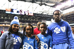 Detroit Lions Thanksgiving Day Parade