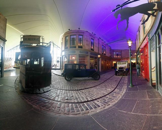 Victorian Streets of Riverside Museum