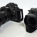 Canon 5D Mk III vs Fujifilm X-T1 16-35mm - 3/4 View