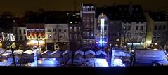 Vistas desde Tailandia (vcastelo) Tags: brussels saint hotel belgium belgique metro bruxelles catherine wifi vista nocturna gratis bruselas welcome exótico países bélgica habitaciones