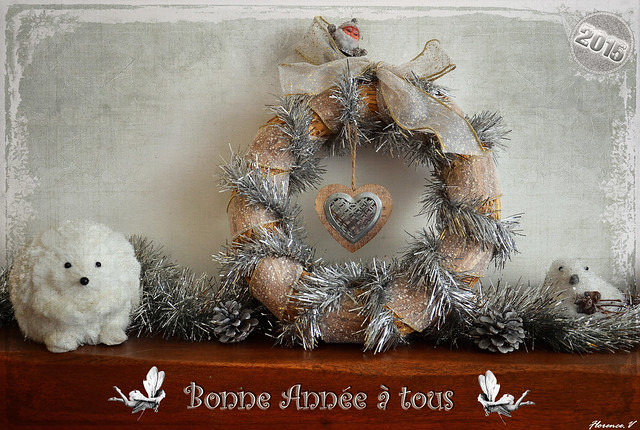 Bonne Année à tous et toutes !