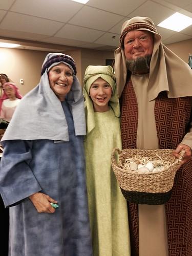 Sarah Montgomery, Rachel Fryer, and Jim by Wesley Fryer, on Flickr