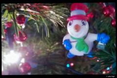 WP_20141208_007 (anto-logic) Tags: xmas lights holidays neve di luci lovely natale vacanze alberodinatale feste pupazzo
