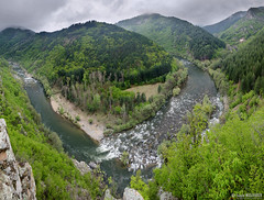 Arda river (Ivaylo Madzharov - Pictures from Bulgaria) Tags: mountain nature river landscape bulgaria arda rhodope