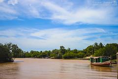 """Recanto"" (lucasam_) Tags: sky brasil river photography photo foto delta céu fotografia litoral parnaíba deltadoparnaíba icmbio ilhadascanárias brasilemimagens lucasam"