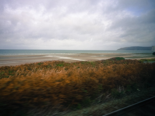 Train to Holyhead (III)