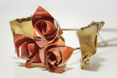 1/7/15 Roses Are Red, Even if They Are Tin (Karol A Olson) Tags: red roses metal tin jan15 project3652015 mdpd2015 115in2015 87metal