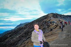 Ijen Crater Lucy2-8963rw (Luciana Adriyanto) Tags: travel indonesia landscape eastjava ijencrater kawahijen banyuwangi bondowoso v1olet lucianaadriyanto mtraung mtmeranti