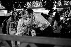 FXE20039.jpg (marcelo_valente) Tags: street grandma light blackandwhite bw love monochrome night kiss fuji bokeh streetphotography fujifilm greeting xe2 xf35mmf14 fujixe2