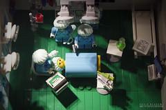 Under The Knife (DMeadows) Tags: brick museum hospital scotland model lego theatre scene exhibition surgery patient warren op minifig paisley operation operating wonders minifigure surgeon operate renfrewshire minifigures elsmore davidmeadows dmeadows davidameadows