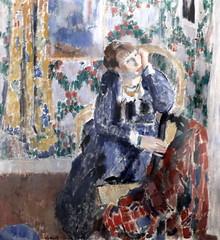 IMG_4897 Rik Wouters. 1882-1916 (jean louis mazieres) Tags: museum painting de belgium belgique arts bruxelles muse des peinture museo brussel peintres beaux rikwouters muses royaux musebruxelles