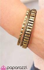 5th Avenue Brass Bracelet K2 P9491(2t0k)