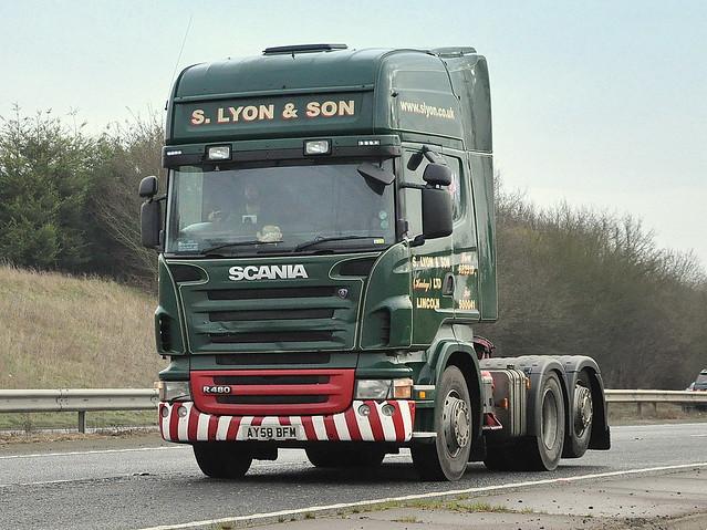 S.Lyon - Scania R480 - AY58 BFM