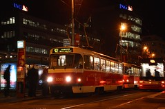 8361 Tatra T3R.P (MarcHildmann) Tags: prague tara tram prag praha tschechien skoda pid strasenbahn goldenestadt